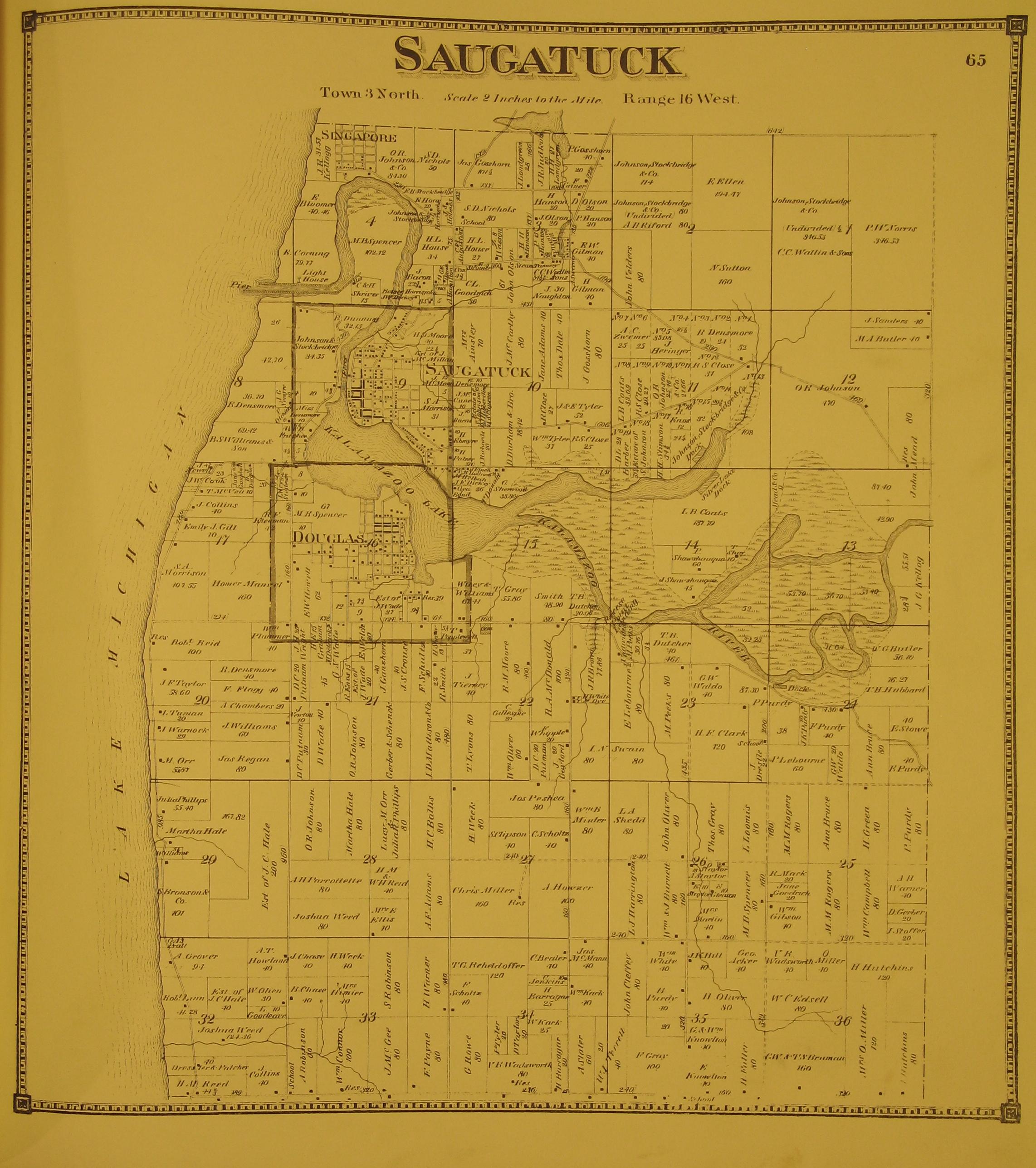 Allegan County Property Records